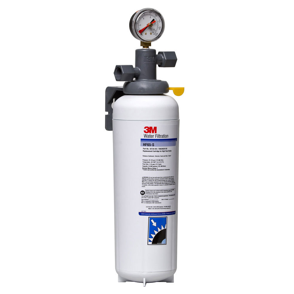 3m Ice165 S Ice Machine Water Filter System Simply Filters
