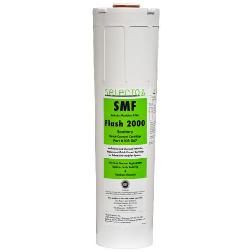 Selecto SMF Flash 2000 108-067 Replacement Filter