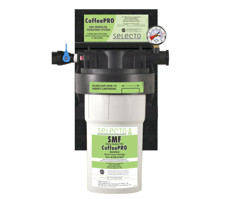 Selecto SMF IC600 CoffeePRO Filtration System