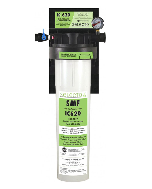 Selecto SMF IC620 Filtration System
